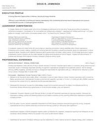 to civilian resume sles