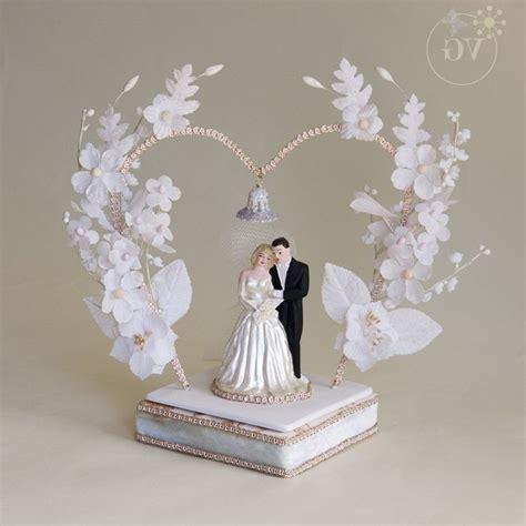 Best 25  Heart Shaped Wedding Cakes ideas on Pinterest