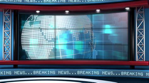 newsroom background for studio stock footage