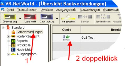 vr bank software vr networld software 4 vr kennung eintragen pin vr