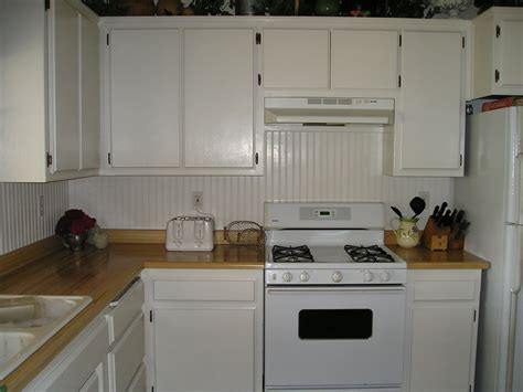 Beadboard In Kitchen by A Garden Of Roses Kitchen Makeover Part 2