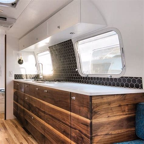 simple back cer van kitchen fres hoom 114 best getaway rides images on pinterest caravan c