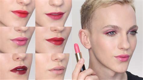 Lipstik Lancome L Absolu lipstick lookbook giveaway lancome l absolu