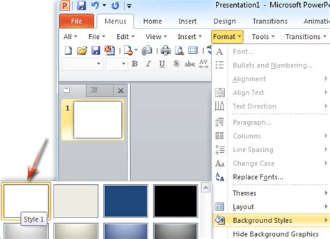 remove built in themes powerpoint 2010 powerpoint templates remove gallery powerpoint template