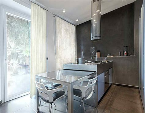 small kitchen island table 35 clever and stylish small kitchen design ideas decoholic