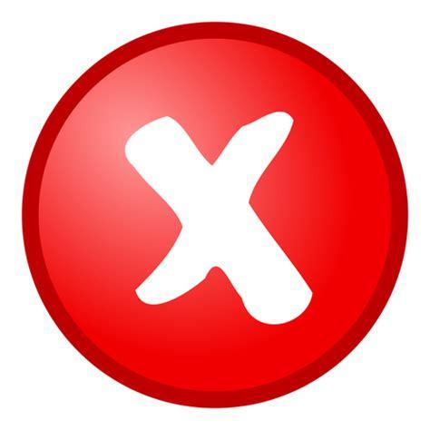 imagenes signo ok rote kreuz nicht ok vektor symbol public domain vektoren