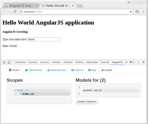 Tutorial Java Angularjs | angularjs tutorial introduction to angularjs scopes