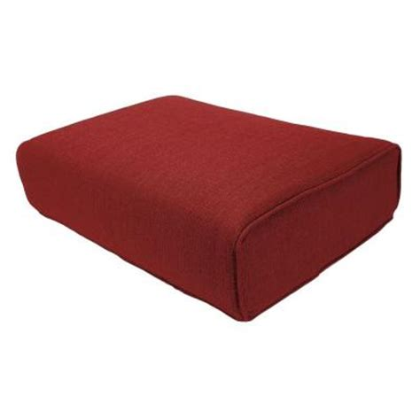 Outdoor Ottoman Cushions Outdoor Ottoman Cushion On Shoppinder
