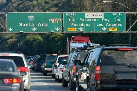 study reveals most congested highways in the u s