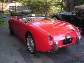 Healey Bugeye For Sale 1959 Healey Quot Bugeye Quot Sprite