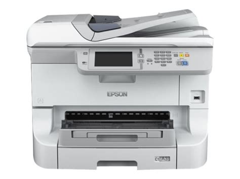 Printer Epson A3 Seri L Epson Workforce Wf 8510dwf A3 Colour Inkjet Printer Ebuyer
