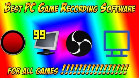 best pc softwares free top 10 best recording software for windows gamers