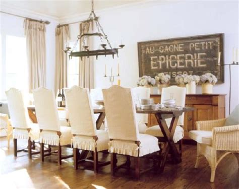 How To Cover A Dining Room Chair 11 Chair Covers That Can Transform Your Dining Room