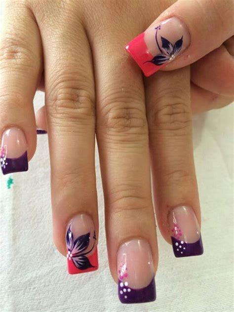 imagenes de uñas decoradas frances m 225 s de 20 ideas incre 237 bles sobre dise 241 os de manicura