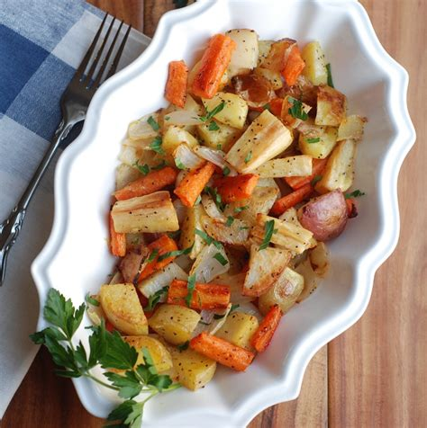 root vegetable roasted roasted root vegetables healthy recipes