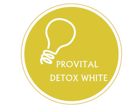 Detox White by Provital Detox White Tebaldi