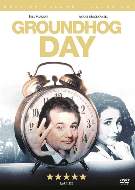 groundhog day synopsis buy groundhog day dvd