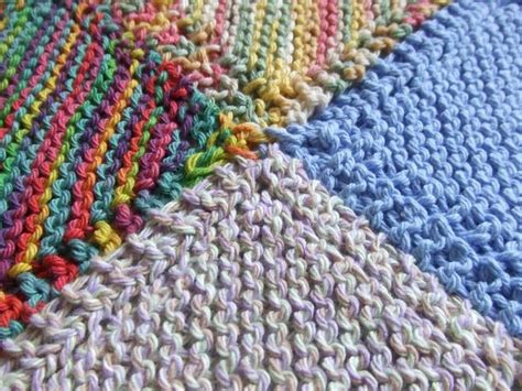 Patchwork Baby Blanket Knitting Pattern - easy knit patchwork baby blanket driverlayer search engine