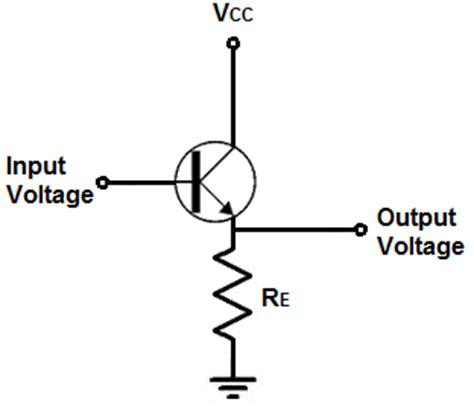transistor lifier emitter follower how to build an emitter follower circuit