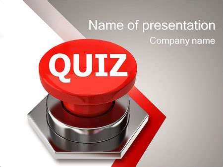 Powerpoint Template Quiz Images Powerpoint Template And Layout Quiz Powerpoint Templates