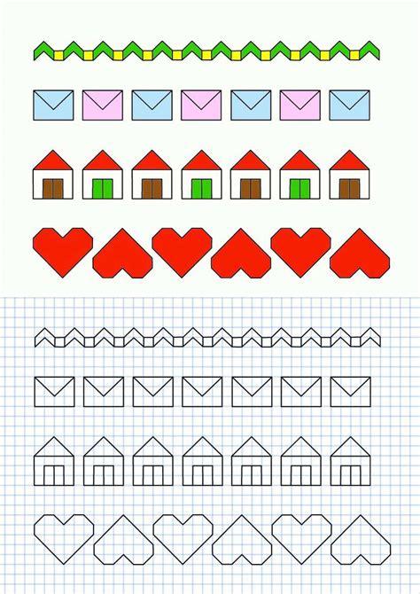 lettere greche matematica cornicette per bambini a quadretti da colorare e stare