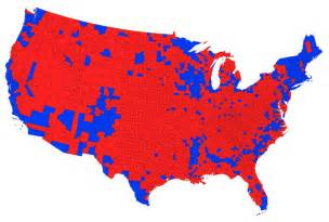 top conservative and liberal cities in the united states