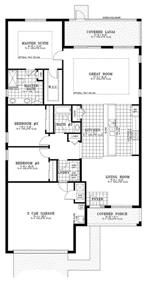 robson pebble creek floor plans retirement communities floor plans