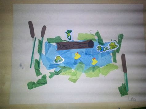 pond crafts for 17 best images about preschool pond theme on