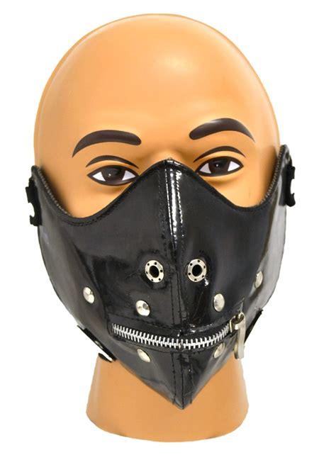 Masker Naturgo Saset shiny deluxe black mask 285204 trendyhalloween