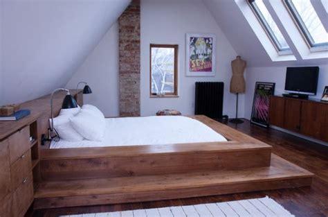 sunken beds   unusual  modern alternative