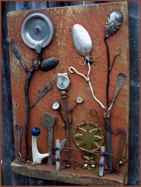 Found Object Junk Critters And Science Experiments 25 Best Ideas About Found Object On Junk Found And Assemblage