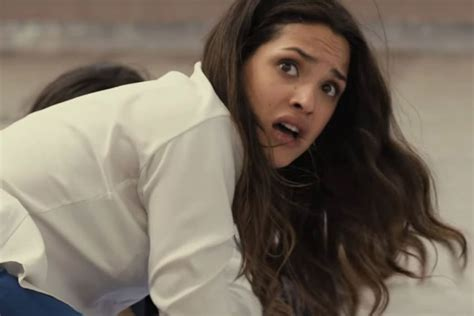 adria arjona belko experiment adria arjano talks strong female role in pacific rim