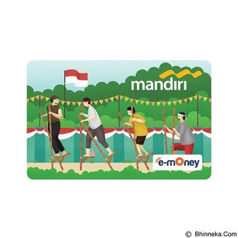 E Toll E Money Murah jual mandiri e money indonesiaku 1 murah bhinneka