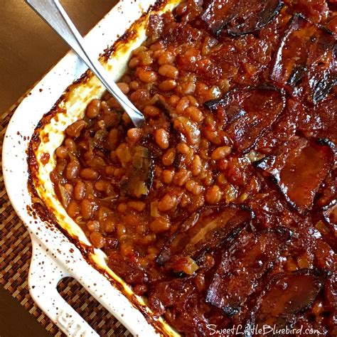 how to cook baked beans bette lee crosby