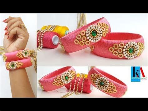 how to make indian jewelry at home top 25 best indian bangles ideas on indian