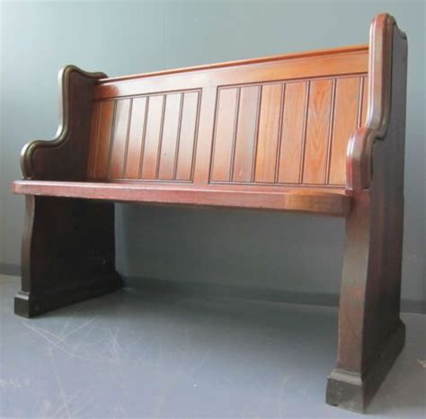 small church pew bench 17 best images about church pews on pinterest entry ways