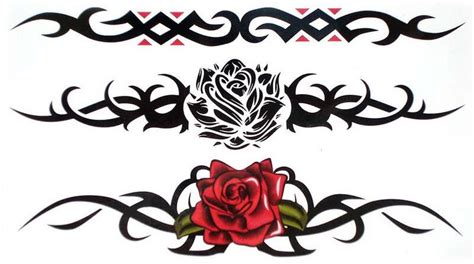 rose armband tattoos 14 most beautiful ideas for