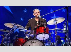 Modern Drummers Pay Tribute To Ringo Starr With Hilarious ... Mac's