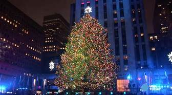 when are they lighting the tree at rockefeller center rockefeller center tree lighting 2017