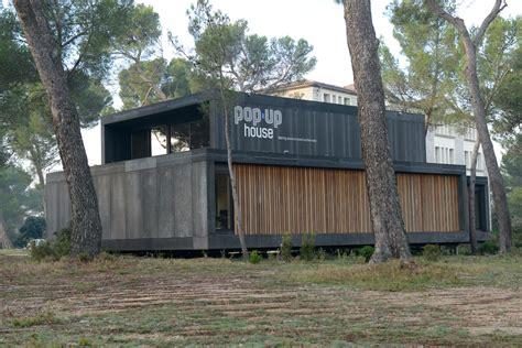 popup house france focus sur l 233 cologique popup house mairie d aix en provence