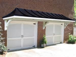 garage awnings and overhangs pictures to pin on