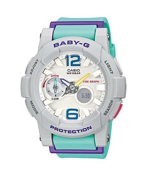 Jam Tangan Casio Baby G Bga 190 3b Original bga 180 3b g lide baby g timepieces casio