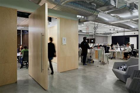 tech office design boora architects flexible high tech office design