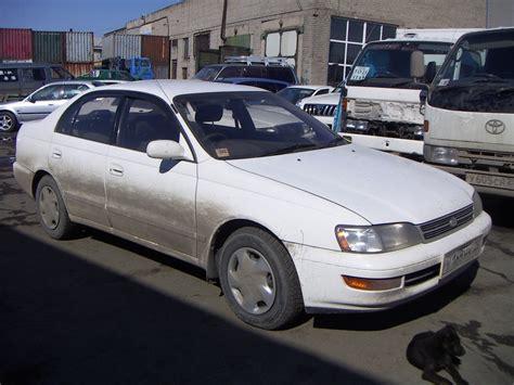 1993 Toyota For Sale 1993 Toyota Corona For Sale
