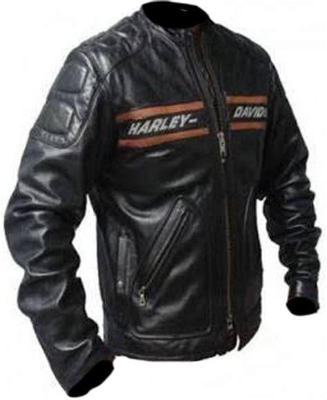 Jaket Bomber Jaket Kru Au Jaket Kerut bill goldberg harley davidson black biker faux leather jacket