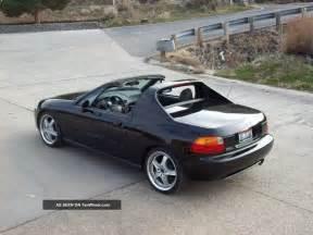 Honda Delsol 1997 Honda Sol S