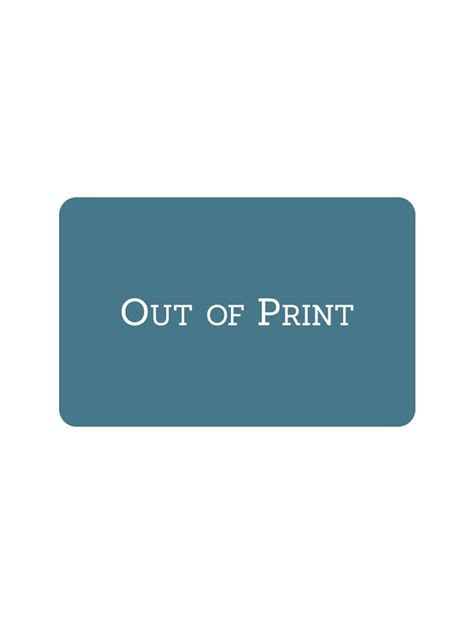 Gift Card Print Out - february promo out of print