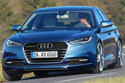 New Audi A6 2016 by Audi A6 Redesign 2016