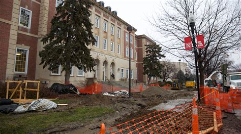 Apartments In Lincoln Ne Near Union College Project To Enhance Original Nebraska Union Entrance