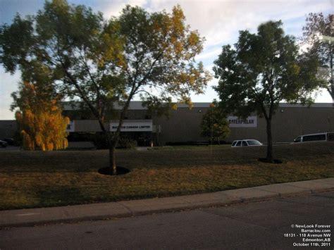 Caterpillar Evanue truck terminals and warehouses barraclou